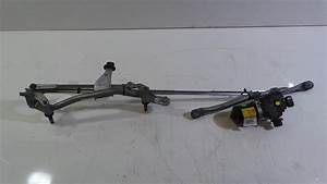 Renault Clio Iv Mk 4 Used Front Wiper Motor And Linkage