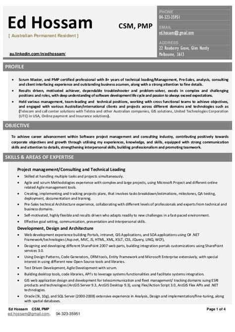 nhi doan sharepoint resume 28 images ed hosam resume