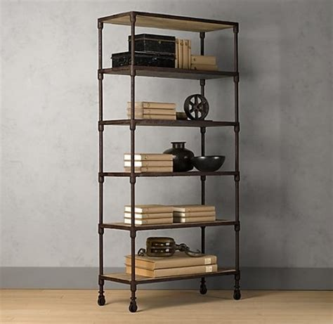 Industrial Etagere industrial etagere real houses of the bay area