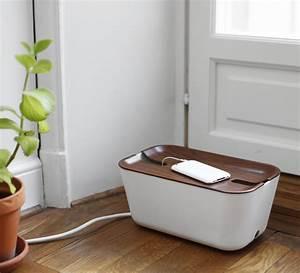 Boite Pour Cable Electrique : bo te cache c ble design ~ Premium-room.com Idées de Décoration