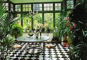 Jardin D Hiver Veranda : la d co v randa 88 id es couper le souffle ~ Premium-room.com Idées de Décoration