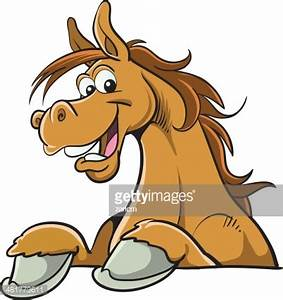 Cartoon Horse Vector Art | Getty Images
