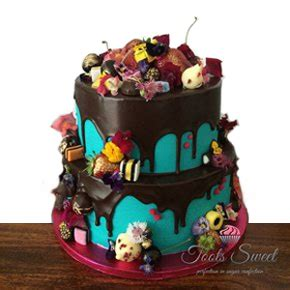 toots sweet wedding cakes  party cakes book food