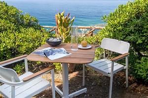 Table De Jardin 2 Personnes : meuble de jardin mobilier d 39 ext rieur pour le jardin ~ Dailycaller-alerts.com Idées de Décoration