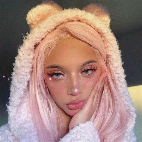 pin  egirl  soft girl inspo