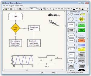 Download Freeware Diagram Designer V1 23 6