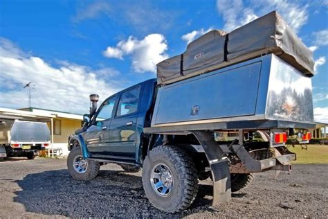 camping tray setup google search truck camping roof