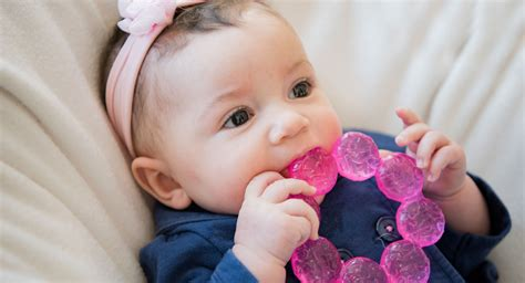 Tips To Soothe Your Babys Teething Discomfort From