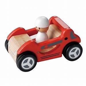 Petite Voiture D Occasion : jouet petite voiture course rouge everearth ekobutiks l ma boutique cologique jouets ~ Gottalentnigeria.com Avis de Voitures