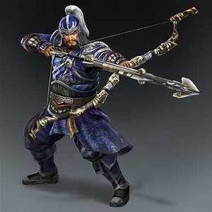Xiahou Yuan - Characters & Art - Dynasty Warriors 8: Empires