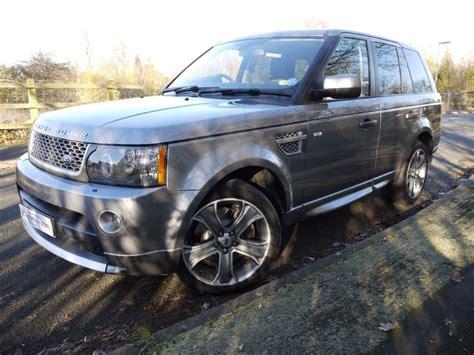 Used Land Rover Range Sport For Sale Surrey