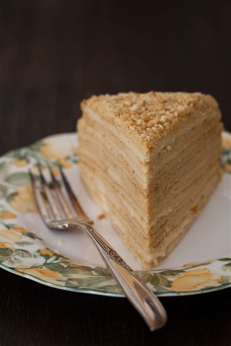 russian monday medovik honey cake cooking melangery