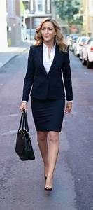Working Girl Wardrobe Essentials Theory Suit Career