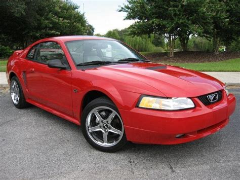 1999 Ford Mustang  Overview Cargurus