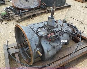 Eaton Fuller 13 Speed Manual Transmission