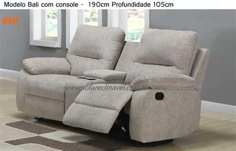 sofa retratil  reclinavel  modelos super