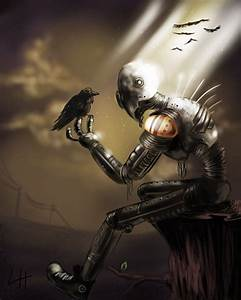 Depressing Robot YAY by Fishmas on DeviantArt