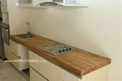 plan de travail cuisine inox sur mesure agencement de cuisines haut de gamme sur mesure en teck et