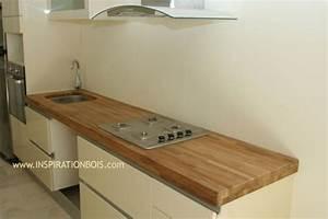Cuisine En Teck : agencement de cuisines haut de gamme sur mesure en teck et ~ Edinachiropracticcenter.com Idées de Décoration