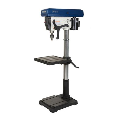20 floor mounted drill press 20 quot floor drill press model 30 240