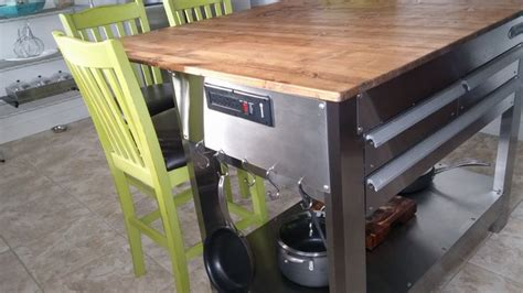 kitchen island design tool built in power is for mixers blenders etc
