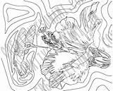 Tsunami Coloring Getdrawings sketch template