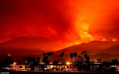 California fires are unpredictable after winter rain ...