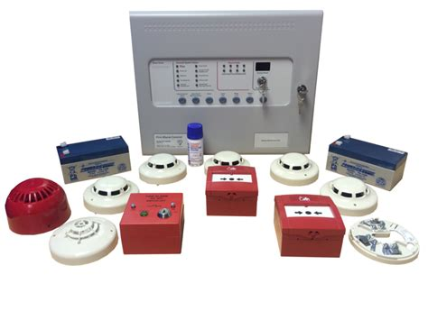 kentec and hochiki conventional 2 4 or 8 zone alarm kit discount supplies
