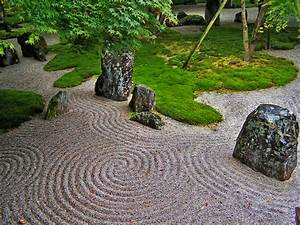 scm wet dry japanese rock garden giardino zen With how to make japanese rock garden