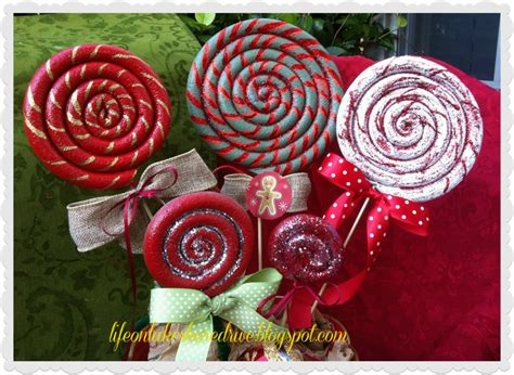 christmas lollipop ornament allfreechristmascrafts com