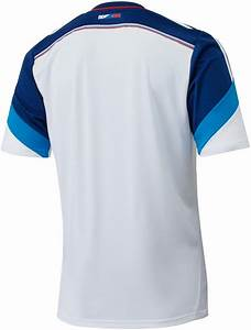 Russia 2014 World Cup Kits Released - Footy Headlines