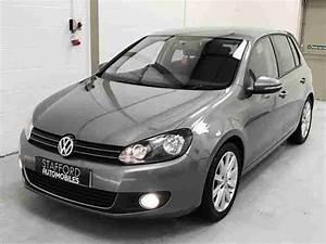 Volkswagen Vw Golf Gt Tdi 2 0 6 Speed Manual Diesel Grey