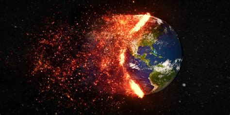 How Earth Will Be Destroyed, End All Life On The Planet