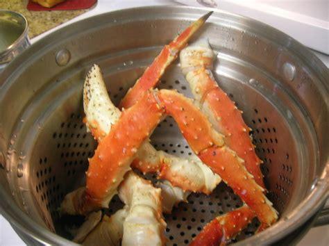 snow crab legs recipe steamed snow crab legs recipe food com