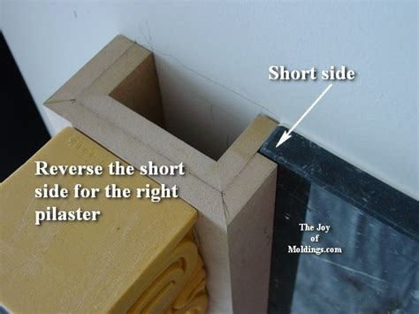 Mdf Corbels by 4 Fireplace Mantel How To Build Mdf Corbels The Of