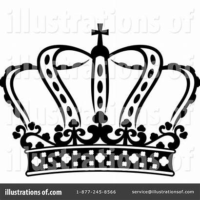 Crown Clipart Illustration Royalty Imperial Vector Rf