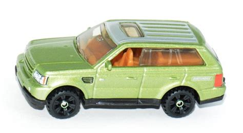 matchbox land rover matchbox range rover sport 2005 loose cars