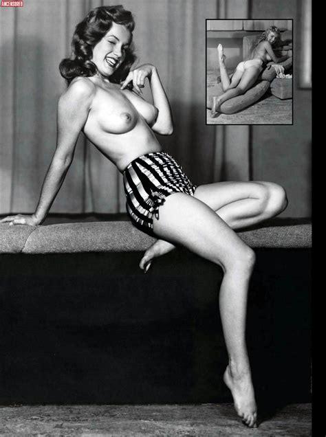 Marilyn Monroe Nue Dans Playboy Magazine