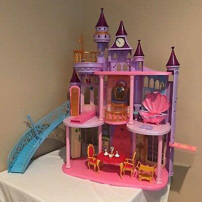 disney princess doll house disney princess ultimate castle dollhouse doll house