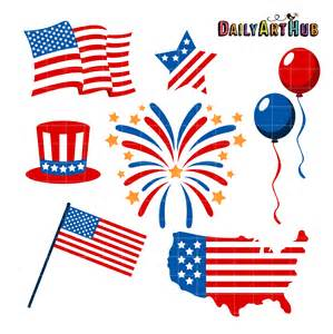 Fourth of July 4th Clip Art Free