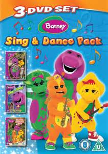 Sing and Dance with Barney DVD