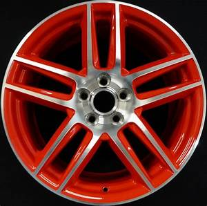 Ford Mustang 3887MR OEM Wheel   CR3Z1007D   CR331007AA   CR33AA   OEM Original Alloy Wheel