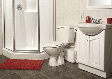 Macerator For Basement Bathroom by Saniflo News Release