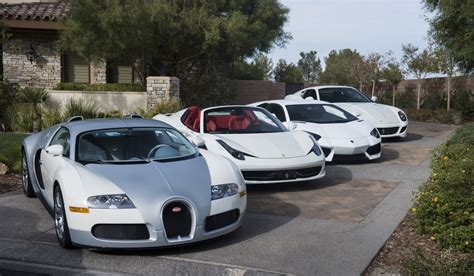 All White Cars floyd mayweather s all white car collection is