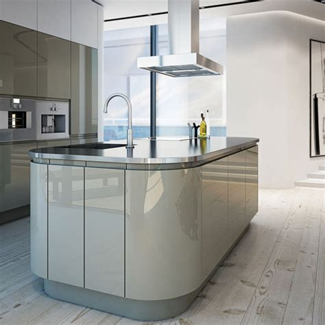High Gloss Lacquer Finish Kitchen Cabinets by Acrylic Kitchen Doors The Ultimate Gloss Kitchen