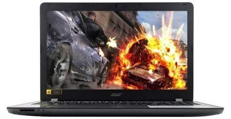 Harga Acer F5 573g laptop gaming ram 8gb di bawah 10 juta harga murah grafis