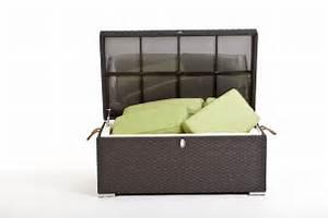 Kissenbox Wasserdicht Rattan : rattan gartenm bel rattan kissenbox pillowbox klein braun ~ Markanthonyermac.com Haus und Dekorationen
