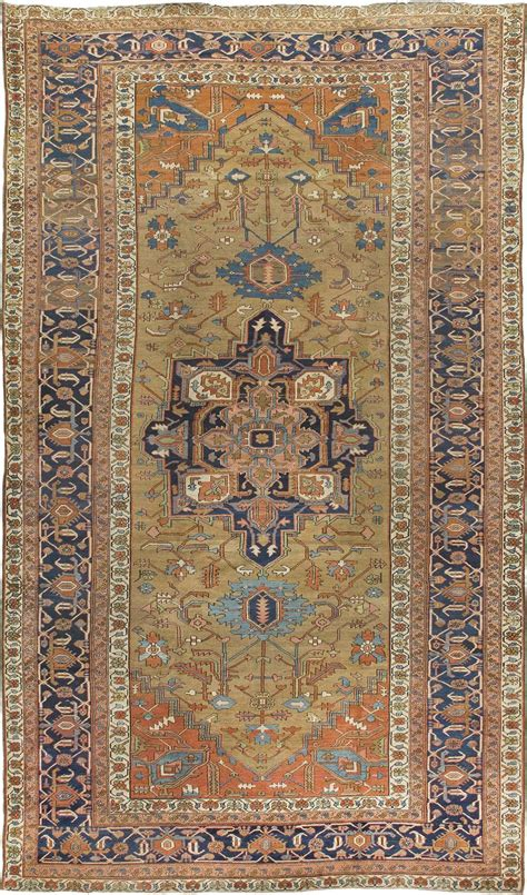 safavieh vintage rug collection rug ant125216 serapi antique area rugs by safavieh