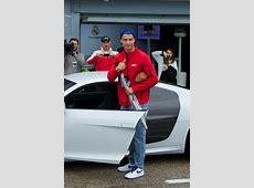 Cristiano Ronaldo Photos Photos Real Madrid Players