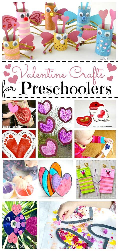 crafts for preschoolers ted s 677 | Valentine Crafts for Preschoolers